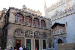 Kathedrale von Granada, Andalusien, Spanien Lizenzfreies Stockbild