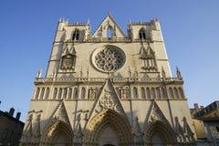 Kathedrale von Heilig-Jean Stockbild