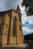 Kathedrale von Heiligen Peter in Arezzo Italien Stockbilder
