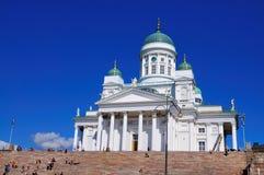 Kathedrale von Helsinki, Finnland Lizenzfreie Stockfotografie