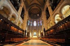 Kathedrale von Johannes das göttliche Stockfoto