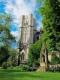 Kathedrale von Johannes das göttliche, NYC Stockbilder