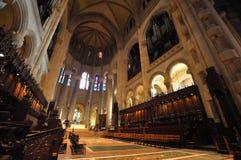 Kathedrale von Johannes das göttliche, NYC Stockfoto