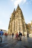 Kathedrale von Köln Lizenzfreie Stockfotos