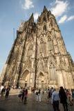 Kathedrale von Köln Stockfotos