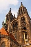Kathedrale von Meissen, Deutschland Lizenzfreies Stockbild