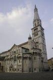 Kathedrale von Modena stockbilder