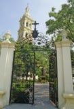 Kathedrale von Monterrey Stockbild