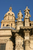 Kathedrale von Murcia Stockfotos