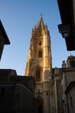 Kathedrale von Oviedo Stockfoto
