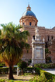 Kathedrale von Palermo Lizenzfreie Stockfotos