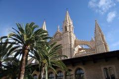 Kathedrale von Palma Stockbild