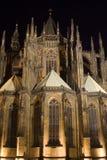 Kathedrale von Prag Stockfotografie