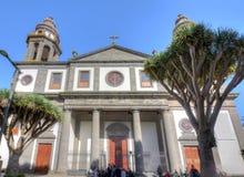 Kathedrale von San Cristobal de La Laguna, Teneriffa, Kanarische Inseln, Spanien lizenzfreie stockfotografie