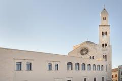 Kathedrale von San Sabino in Bari, Italien lizenzfreie stockfotografie