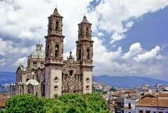 Kathedrale von Sankt Prisca stockbild
