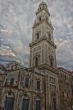 Kathedrale von Santa Maria Assunta in Lecce Lizenzfreies Stockfoto