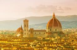 Kathedrale von Santa Maria Del Fiore Lizenzfreies Stockfoto