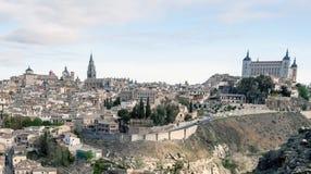 Kathedrale von Santa Maria und von Alcazar Lizenzfreies Stockfoto