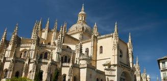 Kathedrale von Segovia, Spanien Stockfotos