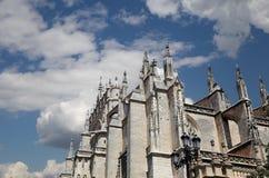 Kathedrale von Sevilla -- Kathedrale der Heiliger Maria des Sehung, Andalusien, Spanien Lizenzfreie Stockfotos