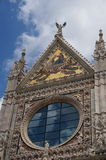 Kathedrale von Siena lizenzfreie stockbilder
