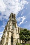 Kathedrale von Soissons Lizenzfreie Stockfotografie
