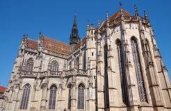 Kathedrale von St. Elizabeth, Kosice, Slowakei lizenzfreies stockbild