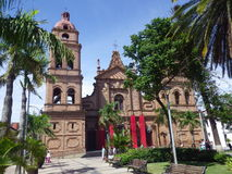 Kathedrale von St Lawrence in Santa Cruz, Bolivien Stockfotos