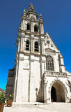 Kathedrale von St. Louis von Blois, Frankreich Lizenzfreies Stockfoto