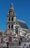 Kathedrale von St. Louis von Blois, Frankreich Lizenzfreies Stockbild