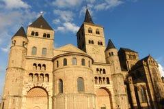 Kathedrale von St Peter im Trier lizenzfreies stockfoto