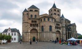 Kathedrale von St Peter im Trier, Lizenzfreies Stockbild