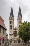 Kathedrale von St. Sephan, Halberstadt, Deutschland Stockfoto