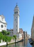 Kathedrale von Str. George in Venedig, Italien Lizenzfreie Stockfotos