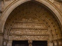 Kathedrale von Toledo Lizenzfreie Stockbilder