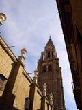 Kathedrale von Toledo Lizenzfreies Stockbild