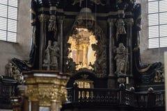 Kathedrale von Trier, Deutschland stockfotografie