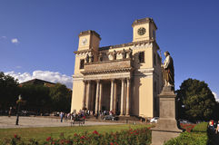 Kathedrale von VAC Stockfoto
