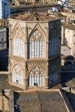 Kathedrale von Valencia, Spanien Lizenzfreies Stockbild