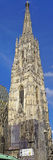 Kathedrale Wien Str Lizenzfreies Stockfoto