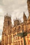 Kathedrale in York stockbild