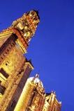 Kathedrale Zacatecas, Mexiko stockbilder