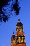 Kathedrale Zacatecas, Mexiko stockbild