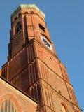 Kathedralekontrollturm stockbild
