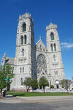 Kathedralen-Basilika des heiligen Herzens Lizenzfreie Stockfotos