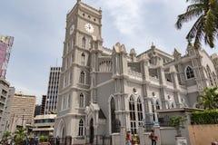 Kathedralen-Kirche von Christus Marina Lagos stockbild