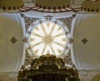 Kathedralen-Moschee, Mezquita-De Cordoba Andalusien, Spanien Stockbilder