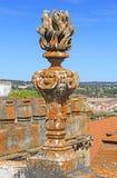 Kathedralen-Se in Evora, Alentejo, Portugal Stockfotos