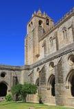 Kathedralen-Se in Evora, Alentejo, Portugal Lizenzfreie Stockbilder